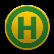 App Icon: Öffi - Fahrplanauskunft 8.30