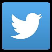App Icon: Twitter Variiert je nach Gerät