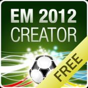 App Icon: EM 2012 Creator (Euro 2012) 1.0.5