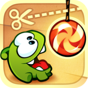 App Icon: Cut the Rope Variiert je nach Gerät