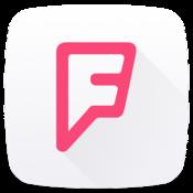 App Icon: Foursquare 2016.01.27