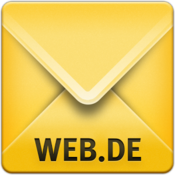 App Icon: WEB.DE Mail 1.57.3