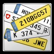 App Icon: Kennzeichen 2.2.3