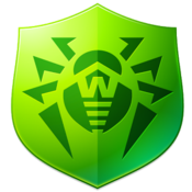 App Icon: Dr.Web v.9 Anti-virus Light Variiert je nach Gerät