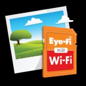 App Icon: Eye-Fi Variiert je nach Gerät