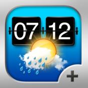 App Icon: Wetter+ 2.50