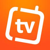 App Icon: dailyme TV, Serien, Filme und Fernsehen mit deinem Unterwegs - TV 3.1