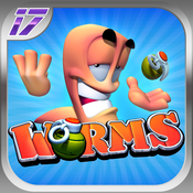 App Icon: WORMS 2.1