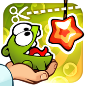 App Icon: Cut the Rope: Experiments 1.7