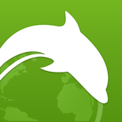 App Icon: Dolphin Browser for iPad 6.5.1