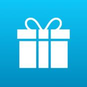 App Icon: BirthdaysPro für Facebook, XING, VK und Kontakte 2.7.5