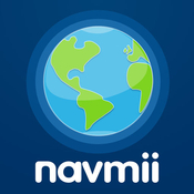 App Icon: Navmii GPS USA: Navigation, Karten und Verkehr (Navfree GPS) 3.4.1
