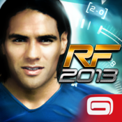 App Icon: Real Football 2013 1.6.1