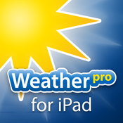 App Icon: WeatherPro for iPad 3.0