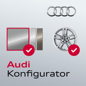 App Icon: Audi Konfigurator 1.8.0