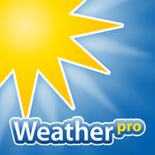 App Icon: WeatherPro 4.0.1