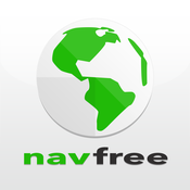 App Icon: Navfree GPS Deutschland + Street View 2.3.66