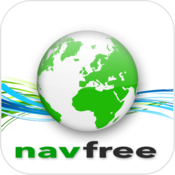 App Icon: Navfree GPS Deutschland + Street View 2.1.14