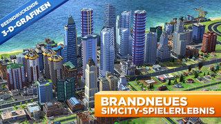 Screenshot von SimCity BuildIt iPhone- / iPad-App