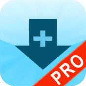 App Icon: iDownloads PRO - iDownload mp3 music, movies, ringtones, books from web browser 1.6.2