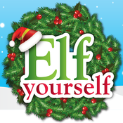 App Icon: ElfYourself by Office Depot, Inc. 3.4.1
