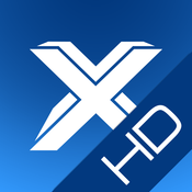 App Icon: CineXPlayer HD = The best way to enjoy your Movies 4.2