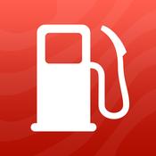App Icon: Road Trip • l/100 km, Kraftstoffverbrauch 11.0
