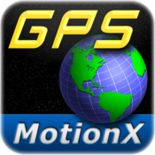 App Icon: MotionX GPS 21.1