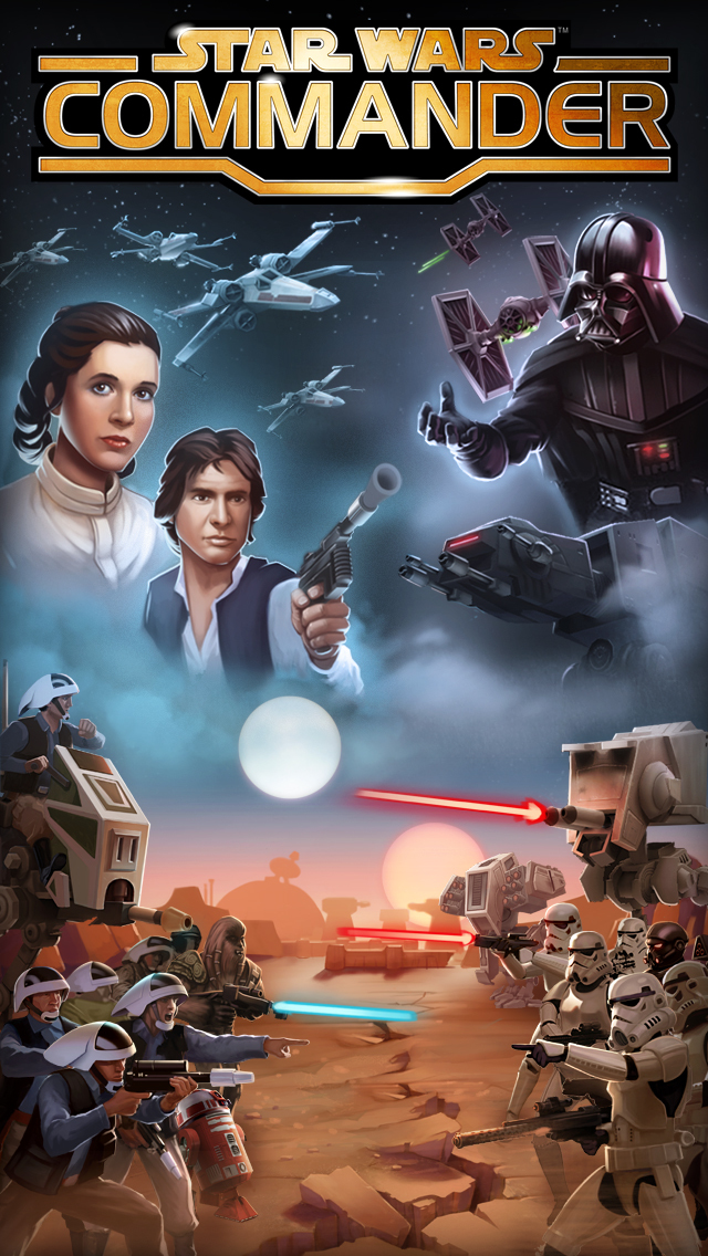 Screenshot von Star Wars: Commander