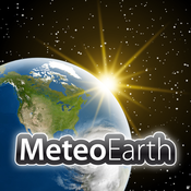 App Icon: MeteoEarth for iPad 1.3