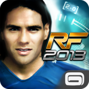 App Icon: Real Football 2013