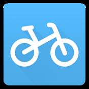 App Icon: Bikemap – Deine Fahrradrouten