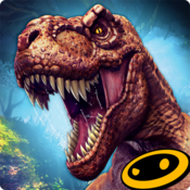 App Icon: DINO HUNTER: DEADLY SHORES