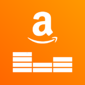 App Icon: Amazon Music mit Prime Music