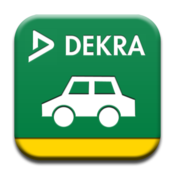 App Icon: DEKRA Gebrauchtwagenreport