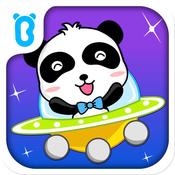 App Icon: Weltraum Panda—BabyBus 8.10