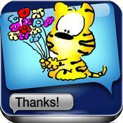 App Icon: Grußkarten und Emoticons für iMessage, MMS und Email 1.2.1