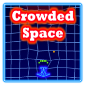 App Icon: Crowded Space