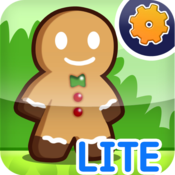App Icon: Gingerbread Dash! LITE