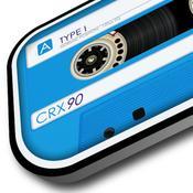 App Icon: DeliTape - Deluxe Kassettenspieler mit Internet Radio 1.2