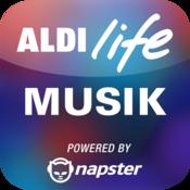 App Icon: ALDI Life Musik