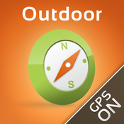 App Icon: Outdoor Navigation