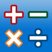 App Icon: AB Mathe - Spiele für Kinder
