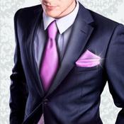 App Icon: How to Tie a Tie – lernen Sie neue Möglichkeiten, wie man Krawatten binden, Schals ... 7.9.1