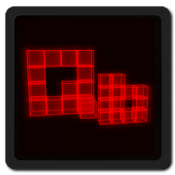 App Icon: qb - 3d puzzle spiel