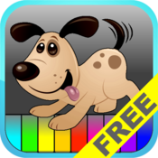 App Icon: Kinder-Tiere-Piano kostenlos
