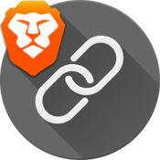 App Icon: Brave Browser - Link Bubble
