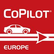 App Icon: CoPilot Premium Europa - GPS-Navigation, Offline Karten & Verkehrsinfos 9.6.4.100