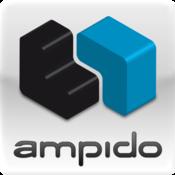 App Icon: ampido Parken ParkplatzSharing