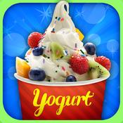 App Icon: Frozen Yogurt - Kochen Spiele 1.0.1
